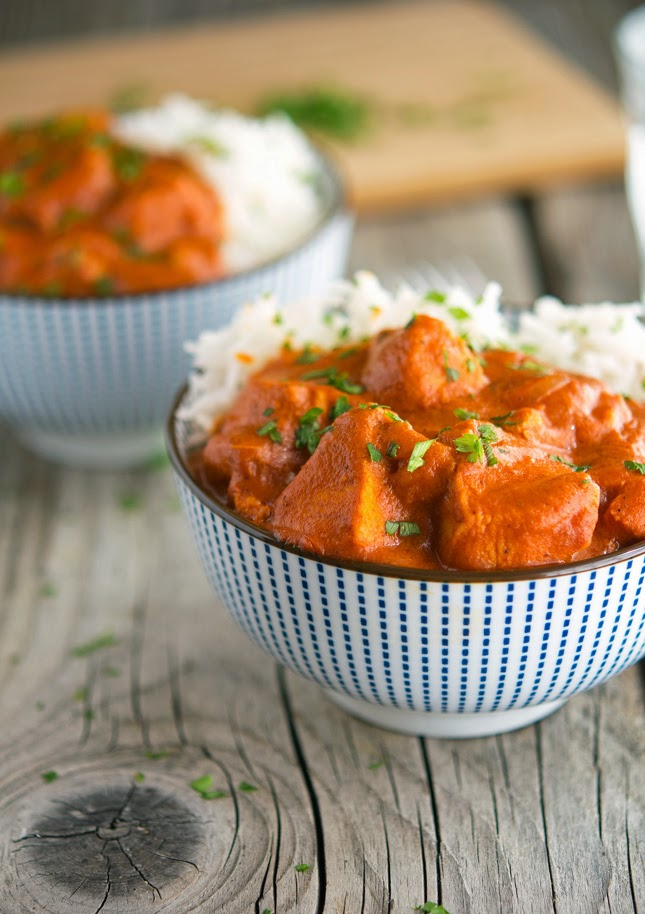 Easy curry chicken breast recipes
