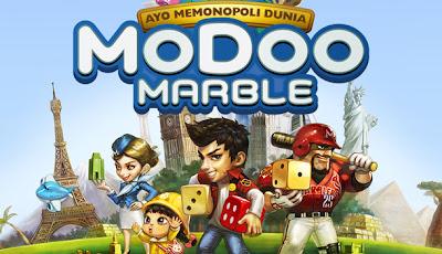 Cheat Modoo Marble Terbaru 2013