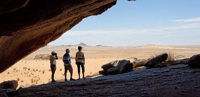 Serra Cafema Camp Kaokoland Namibia