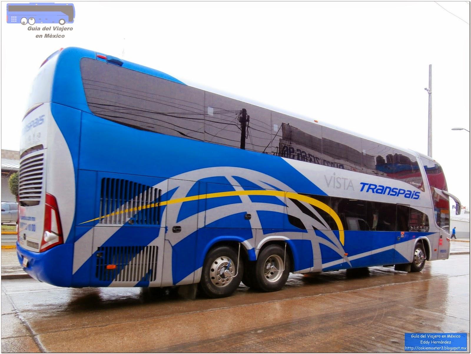 Gu a del viajero en m xico l neas con autobuses de dos pisos en m xico - Autobuses de dos pisos ...