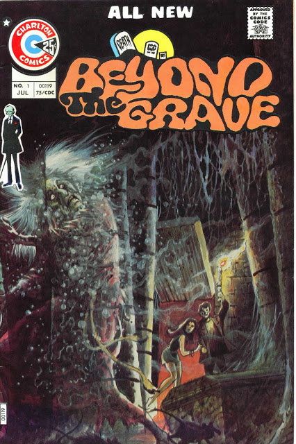 Beyond the Grave #01 – #17 (1975-1984) Complete Series [Charlton Comics Collection 25]