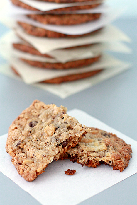 Momofuku Milk Bar compost cookies