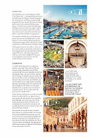 Colour Me Croatia, Atmosphere In-flight Magazine. Photographs by Janie Robinson, Travel Writer