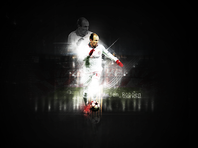 Bayern Munich Wallpaper - Arjen Robben Wallpaper