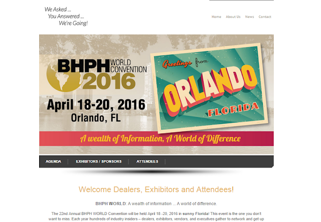 BHPH World Website
