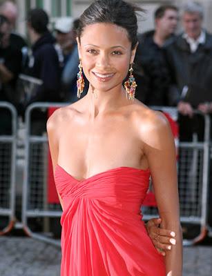 Thandie Newton actriz de cine