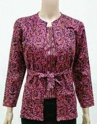 Baju Kebaya untuk Wanita Badan Gemuk