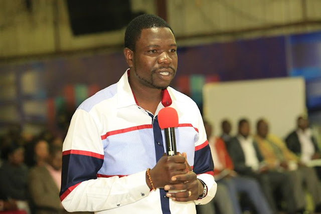 Application for Prophet W. Magaya to appear in court thrown out.