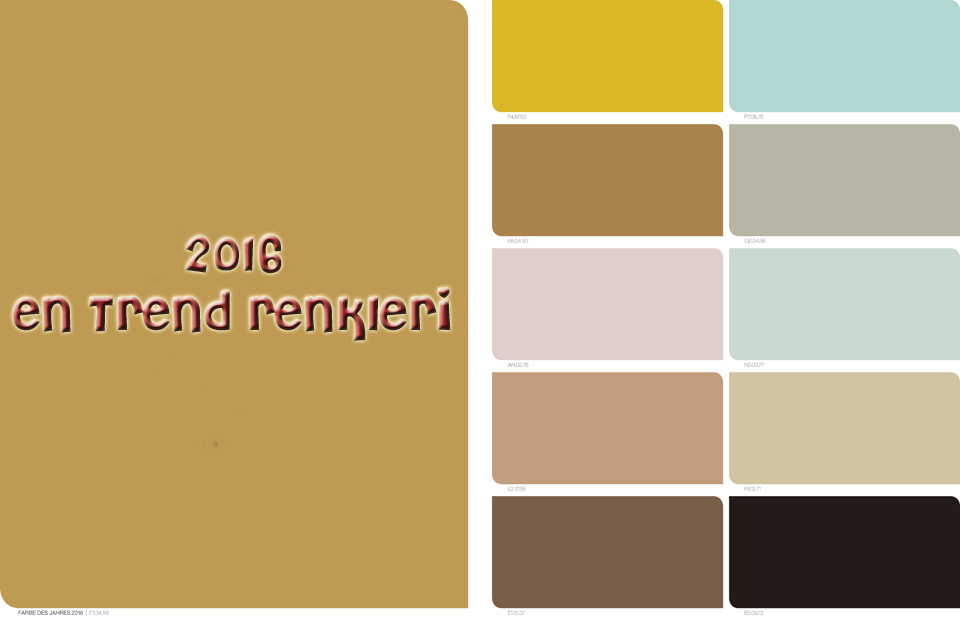 dekor p c trendler 2016 en trend duvar renkleri. Black Bedroom Furniture Sets. Home Design Ideas