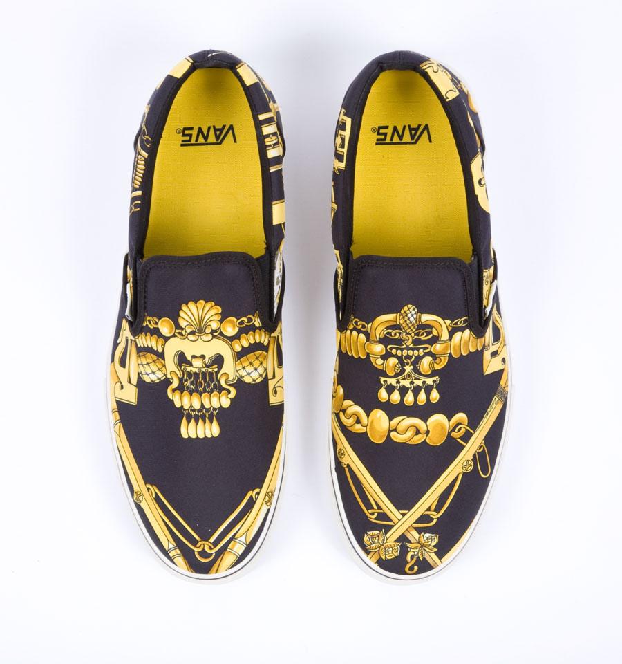 Van Shoes Slip Ons