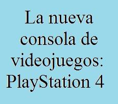 PlayStation 4, 20 de Febrero, Sony, Tecnología, Juegos