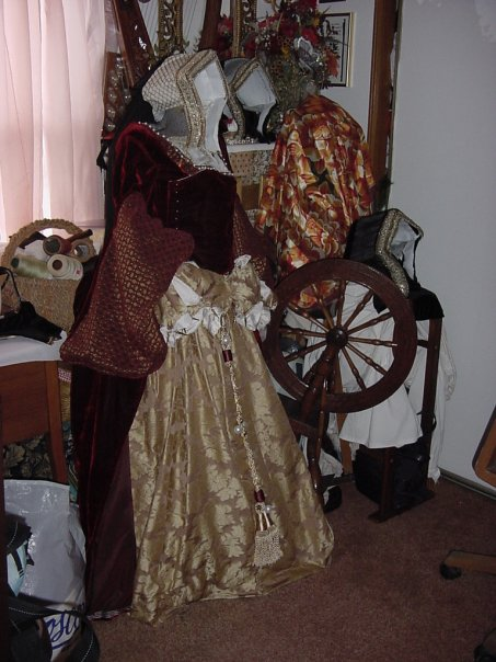 Jane Seymour Gown