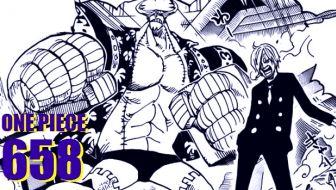 One Piece Manga Spoilers, One Piece 658 Spoilers Confirmed, One Piece Spoilers 659, One Piece Confirmed Spoilers 660