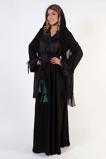 New Trend of Abaya Styles