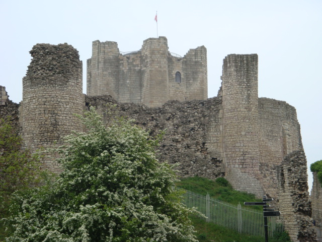 The Adventures Of An Academic Weaver Conisbrough Castle
