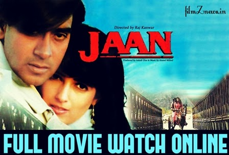 Jaan (1996) Hindi Full Movie Watch Online