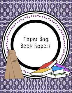 Grab bag book reports