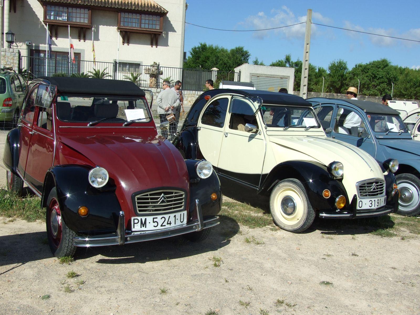 2ª Concentració Citroën Bicilindrics