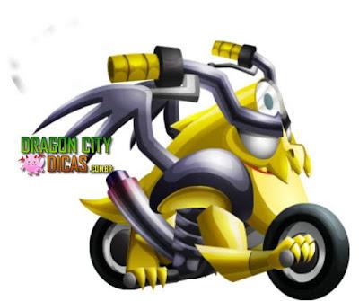 Dragão Motocicleta