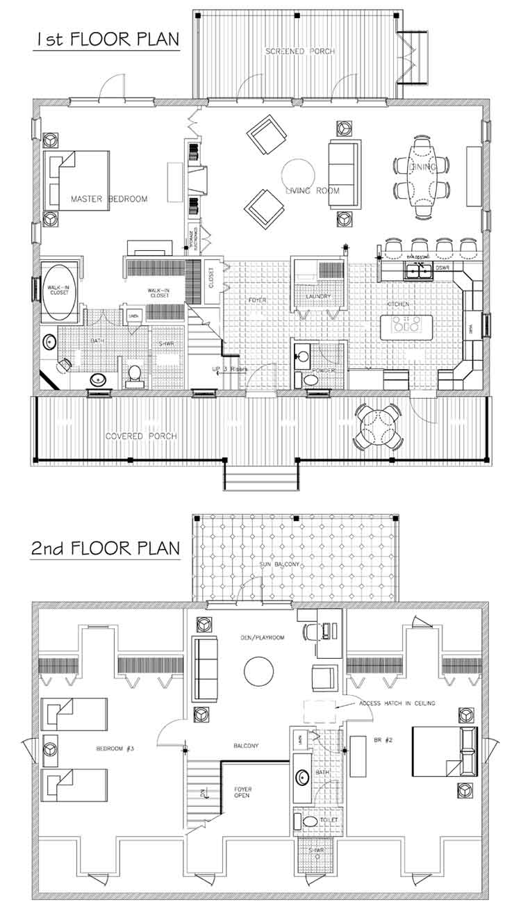Small house plans for Little house floor plans