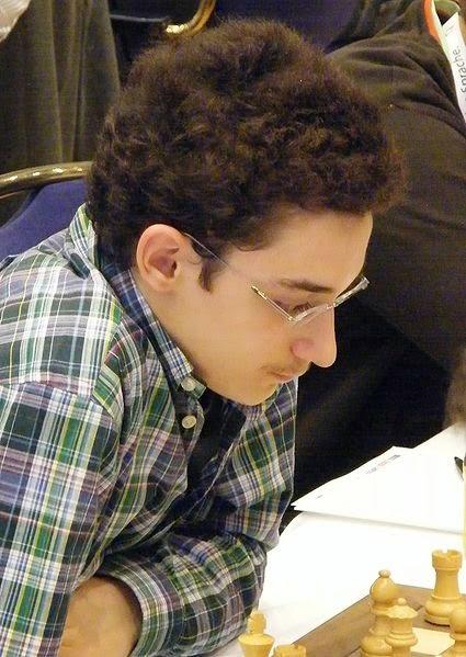 Partai Catur Fabiano Caruana 2014 Terbaru smk 3 tegal blog