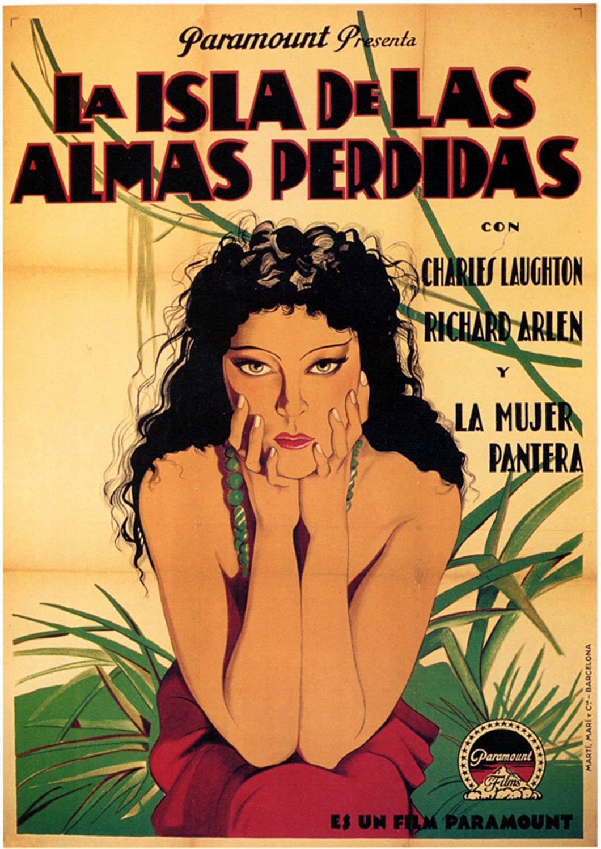 La Isla De Las Almas Perdidas (V.O.S) (1932)