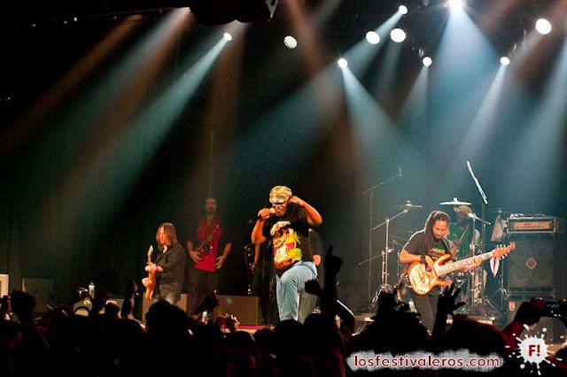 Alpha Blondy, África Vive 2013