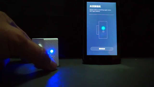 Atualizar Xiaomi Yi Action Câmera