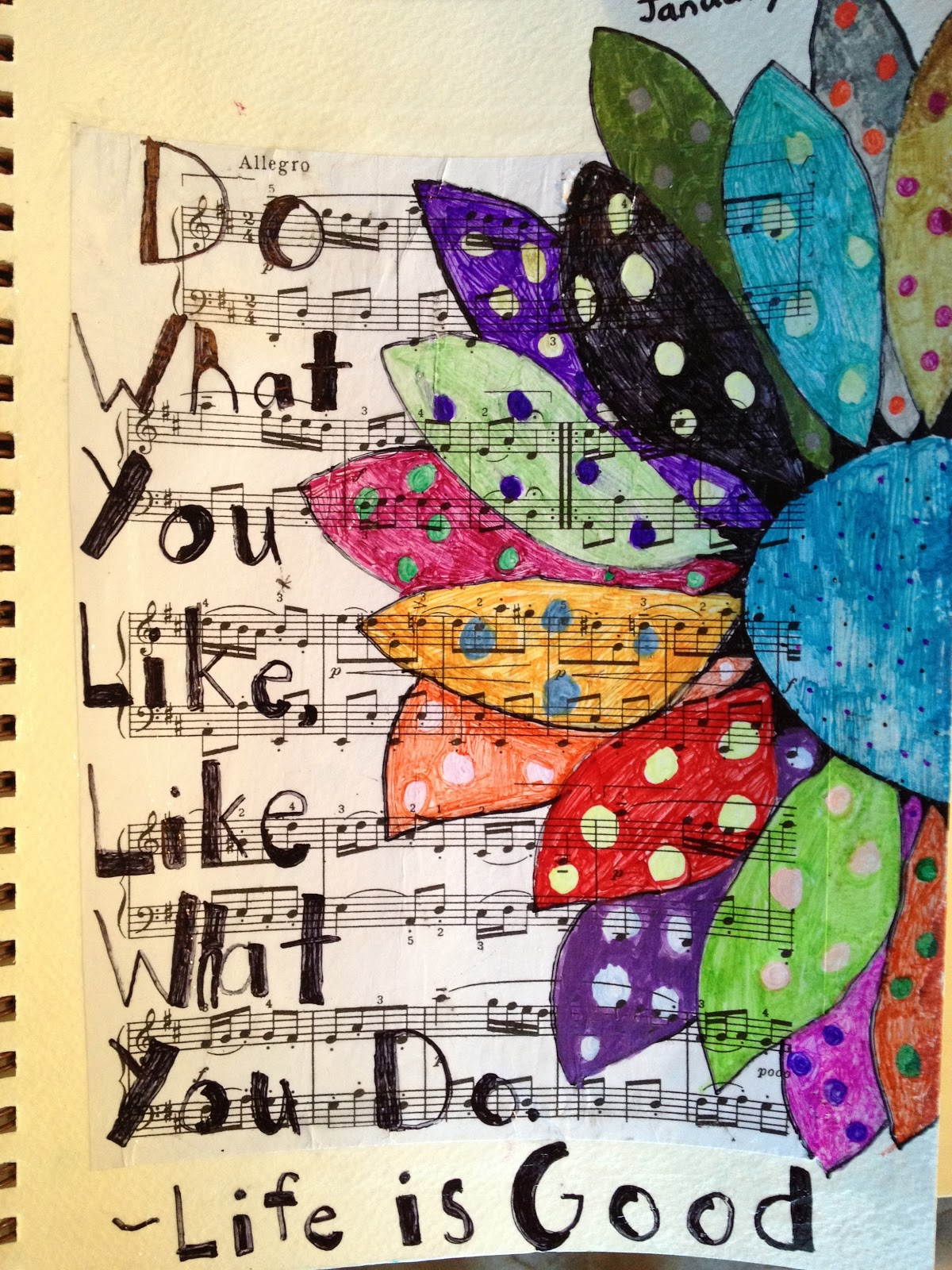 Teachable moments art journaling quotes for Journal painting ideas