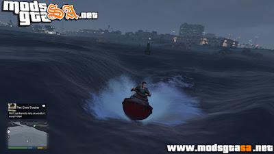 V - Mod Poseidon para GTA V PC