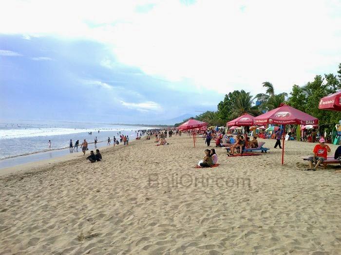 Kuta Beach, Bali Indonesia