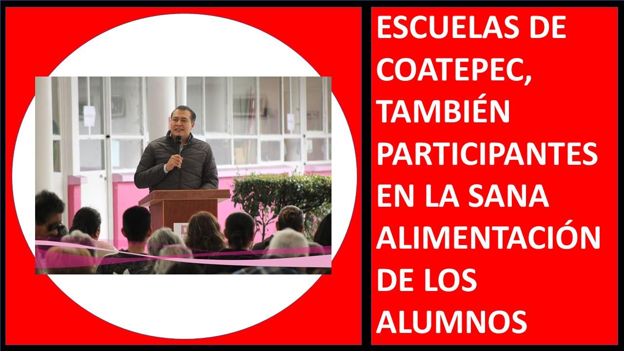 ESCUELAS DE COATEPEC
