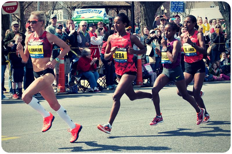 ชาเลน ฟลานาแกน ในบอสตัน 2014
