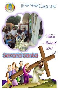 ACOMPAÑEMOS A JESÚS EN ESTA SEMANA SANTA