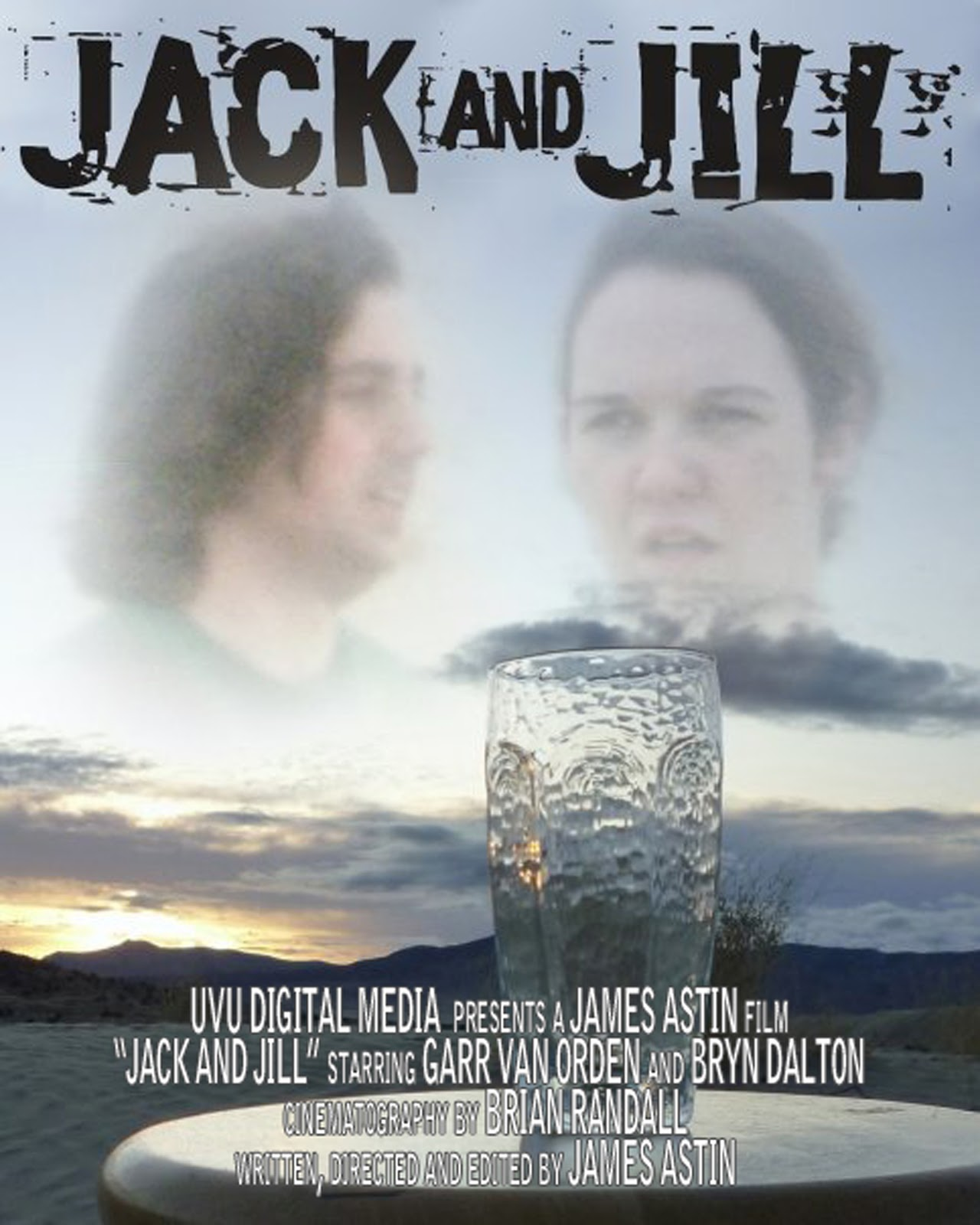 Astinmedia movie poster for Jack and jill free movie