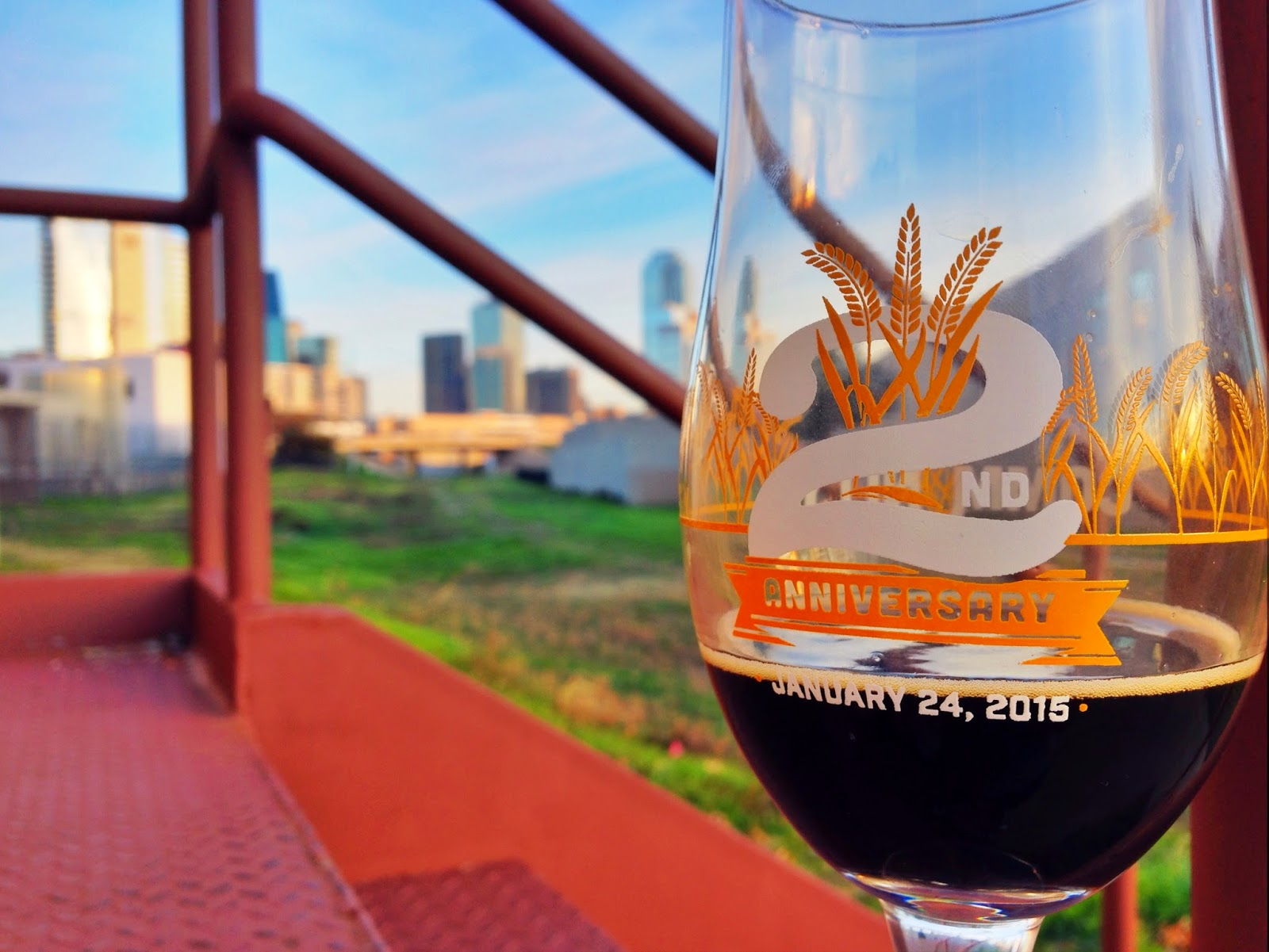 Community beer company 2nd anniversary