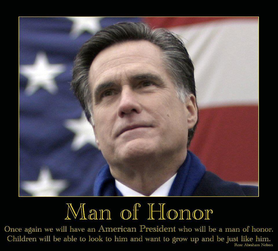 Motivational posters for barack obama vs mitt romney election 2012