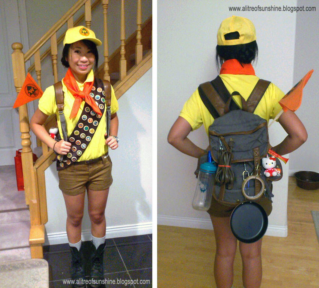 31 disney costume tutorials you have to try this halloween blogger solutioingenieria Images