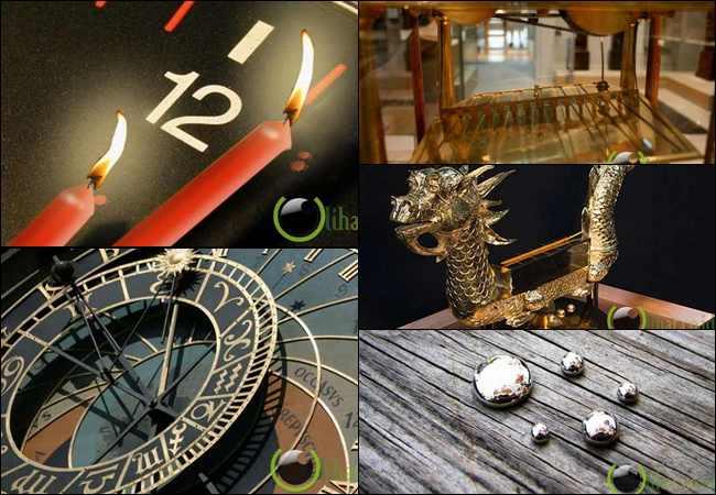 10 Jam Kuno Jaman Nenek Moyang yg Luar Biasa