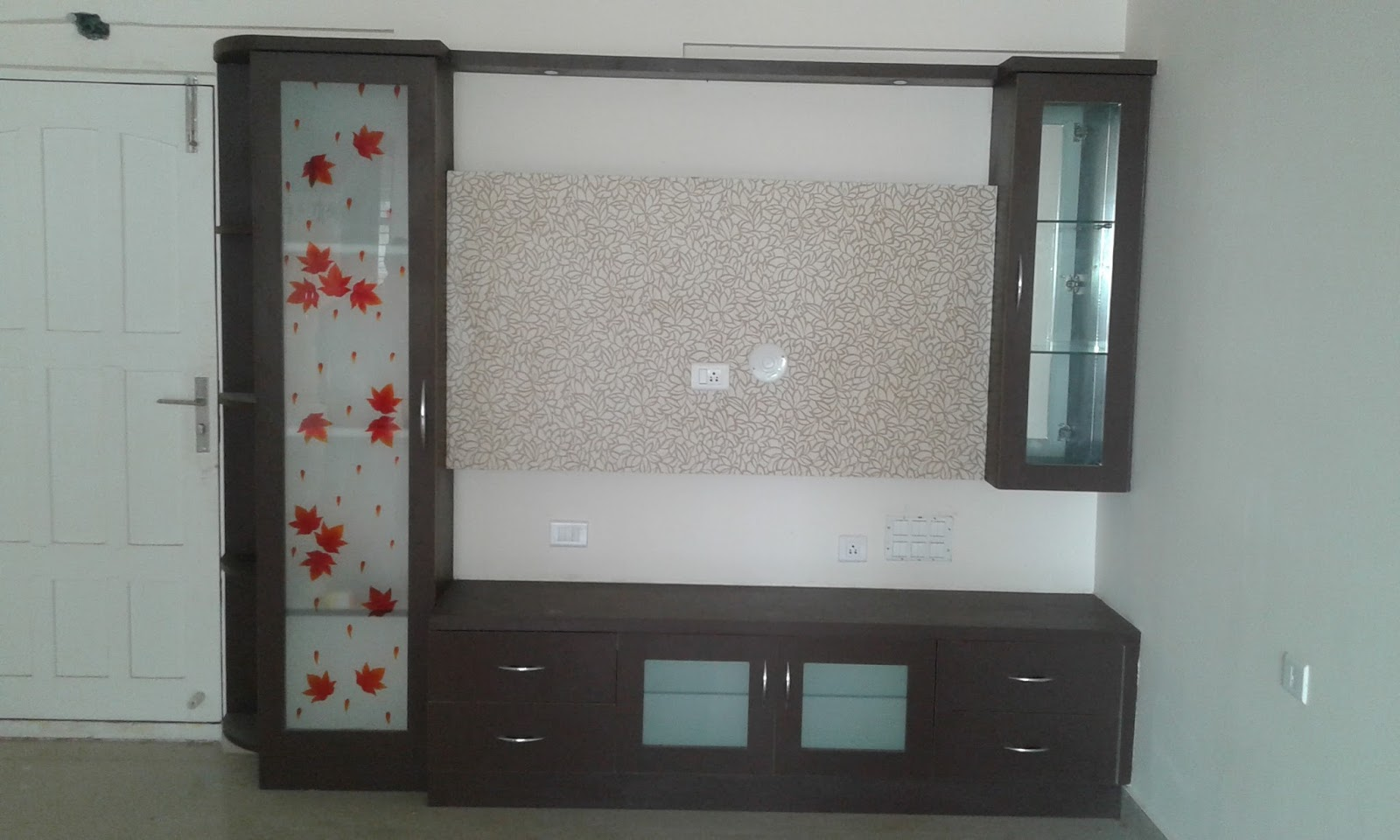Kitchen Tv Vls Interiors And Decorators A Complete Furniture Designs For