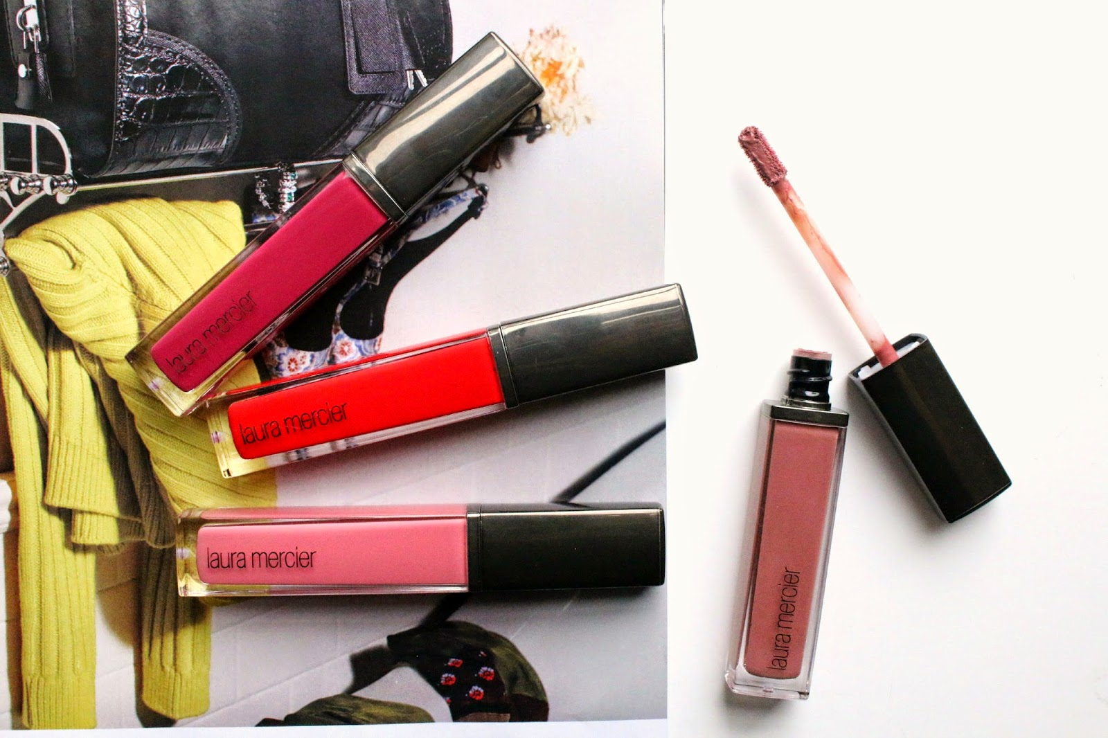 Laura Mercier Paint Wash Liquid Lip Colors