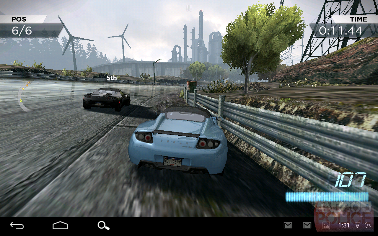 Need For Speed Most Wanted 2012 Free Android Games And Apps