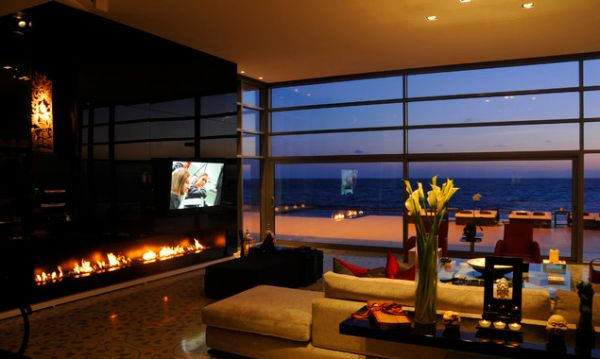 Modern Fireplaces Characteristics And Interior D Cor