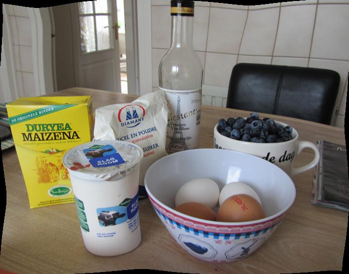 Pavlova dessert рецепт