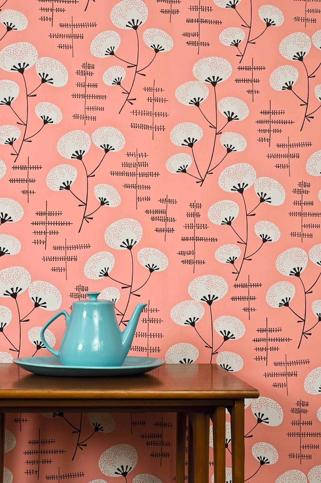 papier peint scandinave pas cher. Black Bedroom Furniture Sets. Home Design Ideas