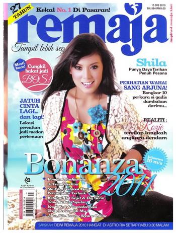 Bila Blogger Masuk Majalah (7) - Lord Zara