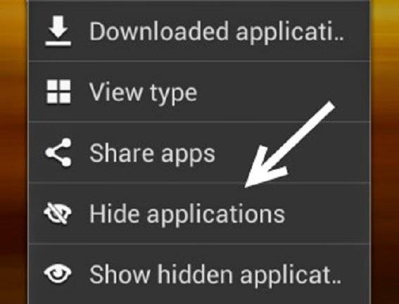 Cara Sembunyikan Aplikasi Di Android