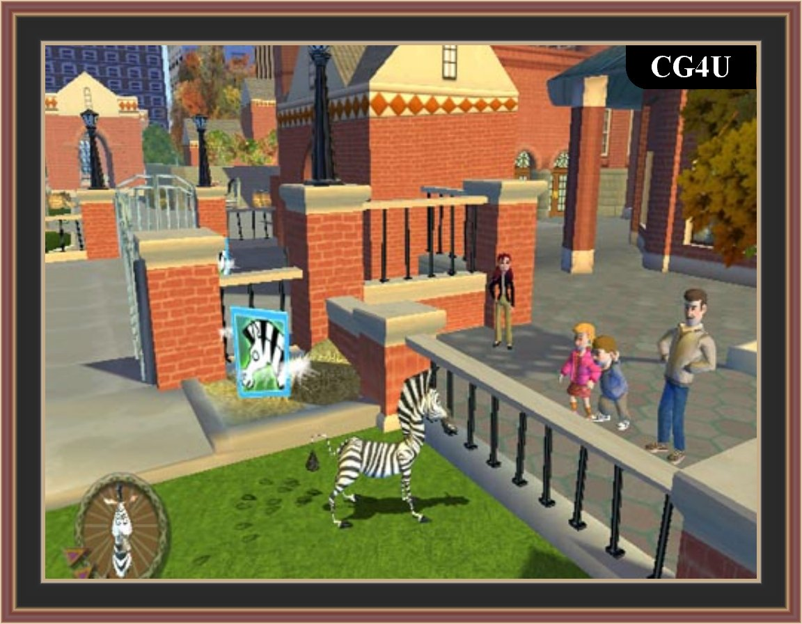 download game madagascar psp