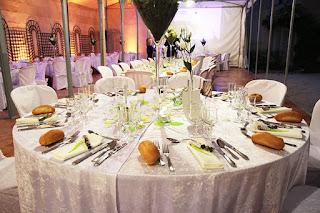 salle de mariage château de valmousse