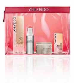 kit cosmetici shiseido